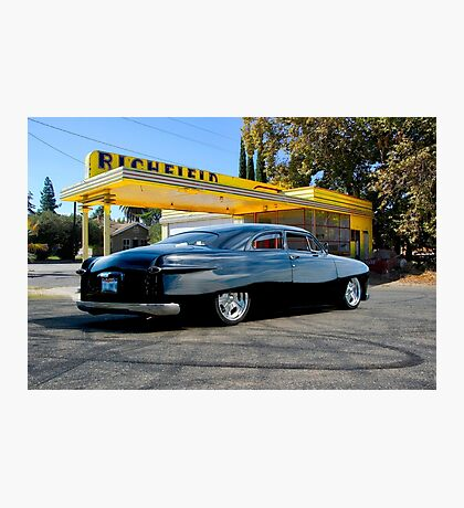 1950 Ford Custom Coupe I Photographic Print