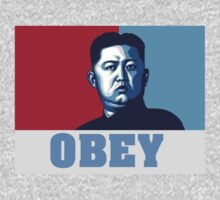 OBEY in North Korea by KarapaNz