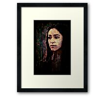 Talisa Framed Print