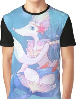 Primarina the Little Mermaid Graphic T-Shirt