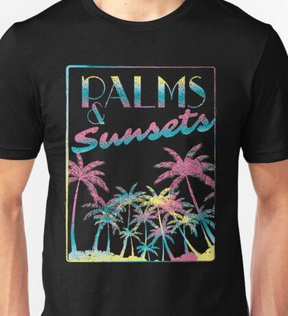Palms & Sunsets Unisex T-Shirt