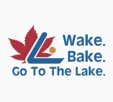 Defending Awesome - Wake Bake Go To The Lake by DefendAwesome