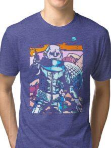 sontaran Tri-blend T-Shirt