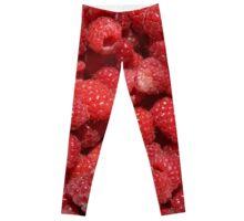 Raspberries Leggings