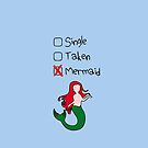 Single? Taken? Mermaid! by jezkemp