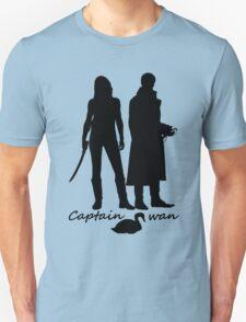 Captain Swan version 2 Unisex T-Shirt