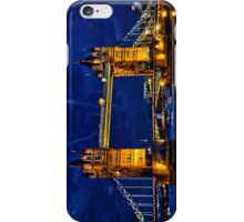 Glow of the night  iPhone Case/Skin
