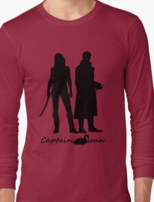 Captain Swan version 1 Long Sleeve T-Shirt