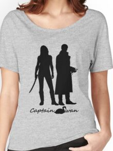 Captain Swan version 1 Women's Relaxed Fit T-Shirt