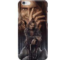 Rumplestiltskin iPhone Case/Skin