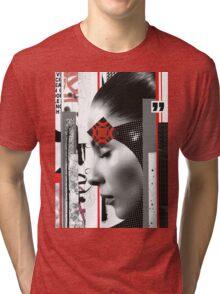 Data Feeds Tri-blend T-Shirt