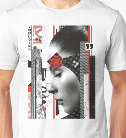 Data Feeds Unisex T-Shirt