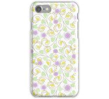 Cute floral pattern . iPhone Case/Skin
