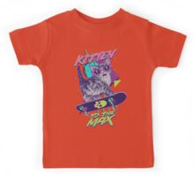 Kitten To The Max Kids Tee
