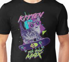 Kitten To The Max Unisex T-Shirt