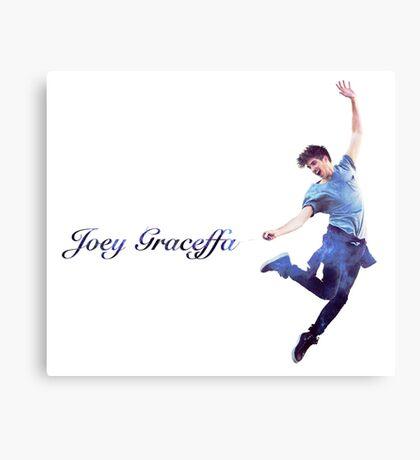 Joey's Magic Name Canvas Print