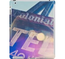 The Colonial iPad Case/Skin