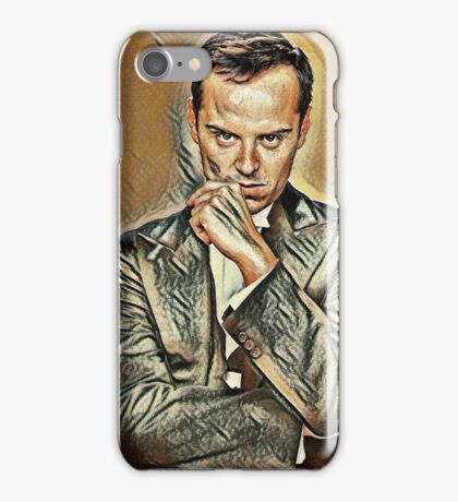 the Amazing Andrew Scott iPhone Case/Skin
