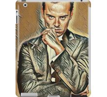 the Amazing Andrew Scott iPad Case/Skin