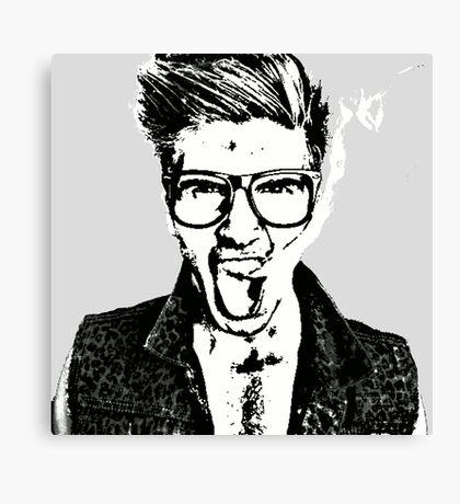 Joey Graceffa - Roar Canvas Print