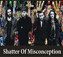 """Shatter of Misconception"" By TheCRITICALS (the 1975)  by thecriticals"