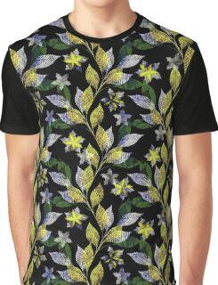 floral pattern . Graphic T-Shirt