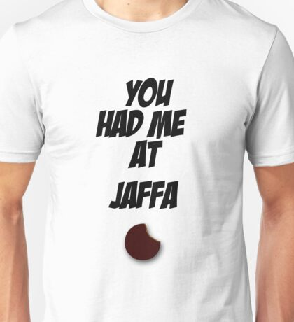 Yogscast - You Had Me At Jaffa Unisex T-Shirt