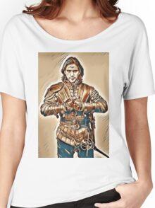 D'Artagnan the darring Women's Relaxed Fit T-Shirt