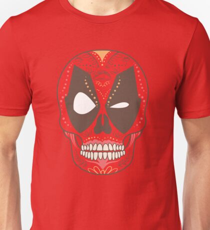 Day of the Deadpool Unisex T-Shirt