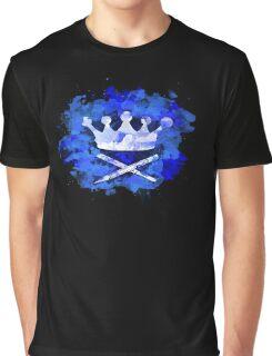 Clarke (Dark) Graphic T-Shirt