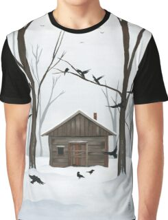 The Witch's House Graphic T-Shirt