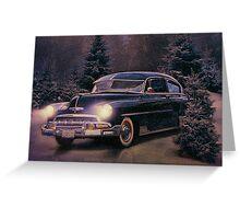 Rat Rod Studios Christmas 13 Greeting Card