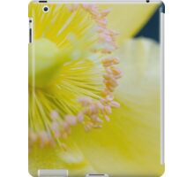 buttercup in the garden iPad Case/Skin