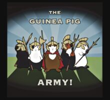 The Guinea Pig Army by Astrocat