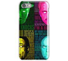 Breaking Bad All Stars iPhone Case/Skin