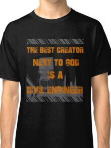 Civil Engineers Classic T-Shirt