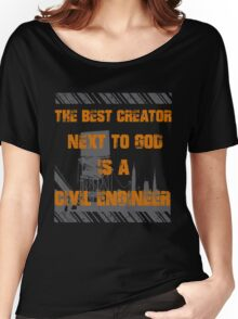 Civil Engineers Women's Relaxed Fit T-Shirt