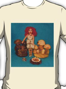 Amber Faerie Doll T-Shirt