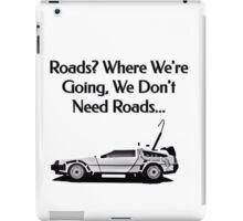 Roads?????? iPad Case/Skin