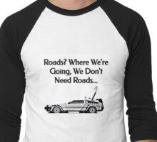 Roads?????? Men's Baseball ¾ T-Shirt