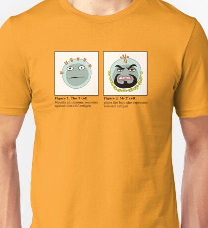 Mr T cell Unisex T-Shirt