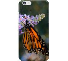 Monarch Aura iPhone Case/Skin