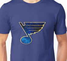 Space Blues Unisex T-Shirt