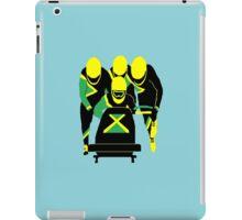 Jamaican Bobsled Team iPad Case/Skin