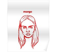Paper Towns: Margo Poster