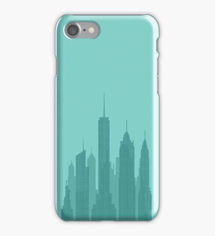 T.N.Y.C. iPhone Case/Skin