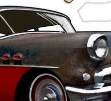 53 Buick Special Gantt's Garage Tee Sticker