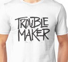 Trouble Maker - Cute Kids Funny Saying Boys Girls Design Unisex T-Shirt