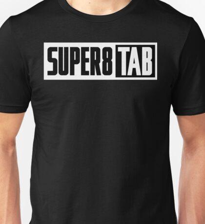 Super8 & Tab blackwhite Unisex T-Shirt