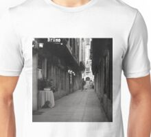 Bruno's, The Place To Be Unisex T-Shirt